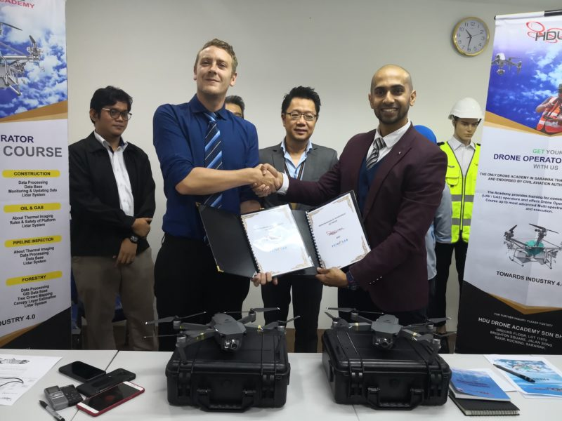 Accredited drone pilot training now available in Kuching   DayakDaily